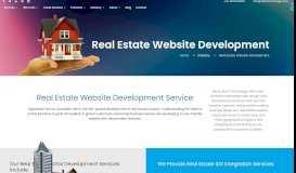 Real Estate Portal Development | Real Estate Web & App ...