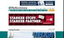 Rechtsstreit mit Huk-Coburg Check24 muss Online ... - Pfefferminzia