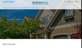 Residents - Bottom Line Property Management