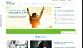 Resource Center - HealthMarkets