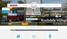 Rochdale Village: Home