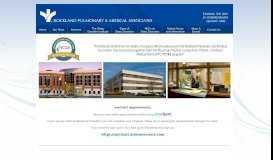 Rockland Pulmonary & Medical Associates: Home