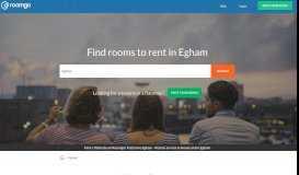 Rooms to Rent in Egham, Flatshare Egham | Roomgo