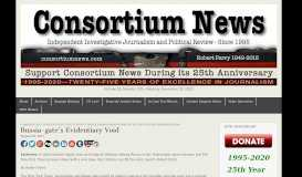 Russia-gate's Evidentiary Void – Consortiumnews