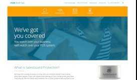 SalesGuard Protection Plan - POS Portal