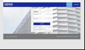 Samsung Dealerportal