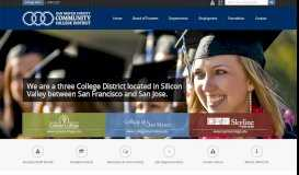 San Mateo County Community College District: Home | SMCCCD Home