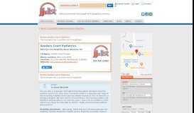 Sanders Court Pediatrics | JJs List