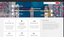 Santander Trade Portal: Global trade made easy