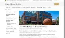 SDM Links | Academics | University of Colorado Denver