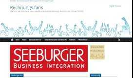 Seeburger AG - Rechnungs.fans