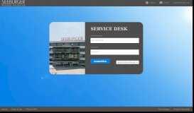 SEEBURGER Service Desk