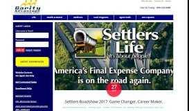 Settlers Roadshow 2017: Game Changer. Career Maker ...