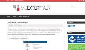 Setup Intune Company Portal - MS Expert Talk