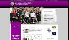 Sewanhaka High School / Homepage