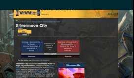 Silvermoon City | WoWWiki | FANDOM powered by Wikia