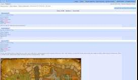 Silvermoon To Undercity - d2jsp Topic - d2jsp Forums