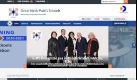 Site Map - Great Neck Public Schools