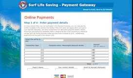 SLSA Online Payment