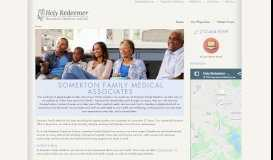 Somerton Family Medical Associates: Home