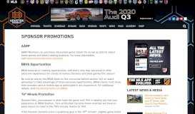 Sponsor Promotions | Houston Dynamo