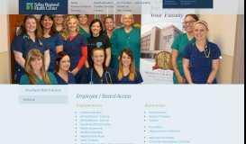 SRHC Employee / Board Access - Salina Regional Health Center