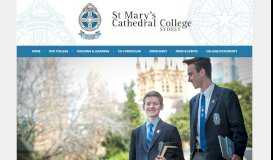 St Mary's Cathedral College (SMCC) Sydney NSW Australia – St ...