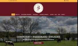 Staff Page / Home - Bristol Aggie