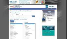 Straumann Canada Limited « Canadian Medical Technologies ...