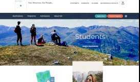 Student | International Studies Abroad