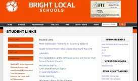 Student Links - Bright Local Schools