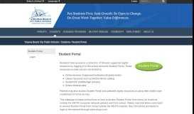 Student Portal - Virginia Beach City Public Schools - VBSchools.com
