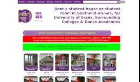 Student Rooms for rent in Southend, Essex | University ...