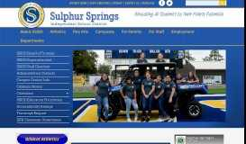 Sulphur Springs Independent School District
