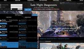 Summerset Patch Notes Part 1: Summerset Updates – Late Night ...