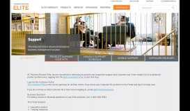 Support | ProLaw | Legal Solutions - Thomson Reuters Legal