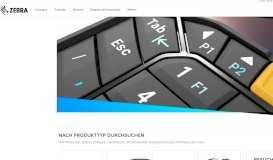 Support und Downloads - Zebra Technologies