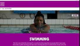 Swimming - This Girl Can