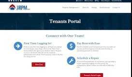 Tenant Portal - Real Property Management