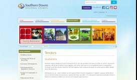 Tenders Tenders and quotes; awarded contracts - Tenders - Southern ...