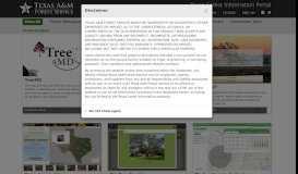 Texas Forest Info