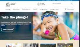 The Department of Education: Department of Education WA