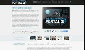 The Final Hour of Portal 2