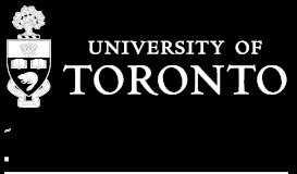 The Portal (Blackboard) - UofT - ITS - University of Toronto