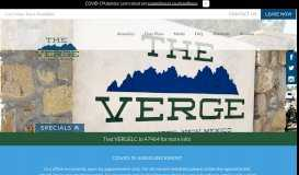 The Verge in Las Cruces: Student Apartments for Rent in New Mexico