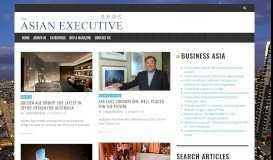Toyota Australia's New Head - The Asian Executive