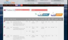 TradexLIVE - a Seafood Offers Portal for Seafood ... - Tradex Foods Inc