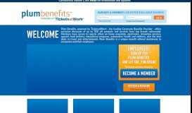 Travel and Entertainment Corporate Benefits Program ...