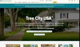 Tree City USA - The Arbor Day Foundation