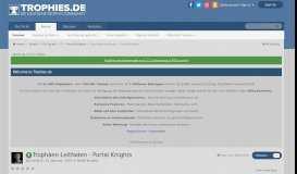Trophäen-Leitfaden - Portal Knights - Portal Knights - Trophies.de ...